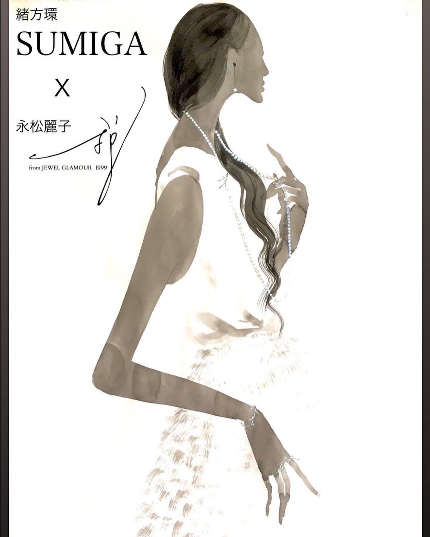 緒方環SUMIGA  X 永松麗子jgコラボベントのお知らせ